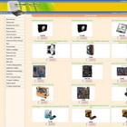 Магазин компьютеров и комплектующих